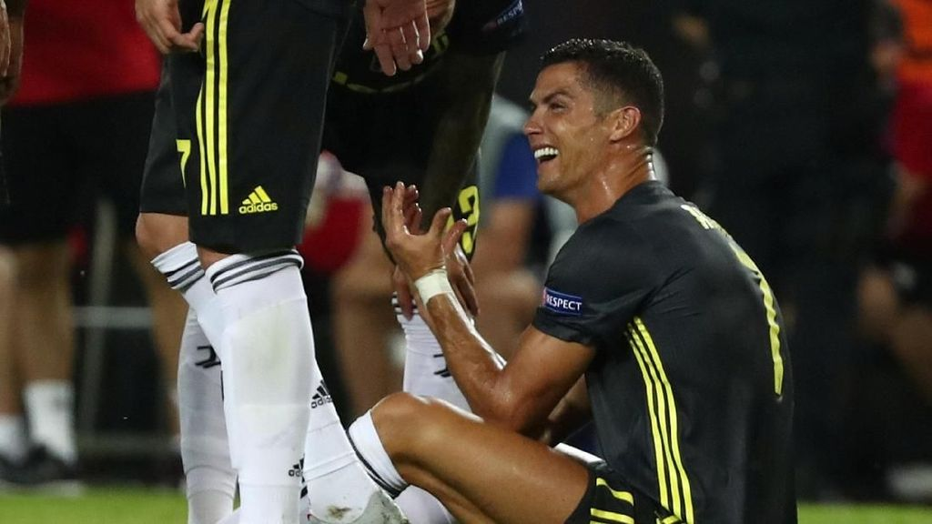 Usai Kartu Merah Ronaldo, Allegri Desak UEFA Segera Pakai VAR