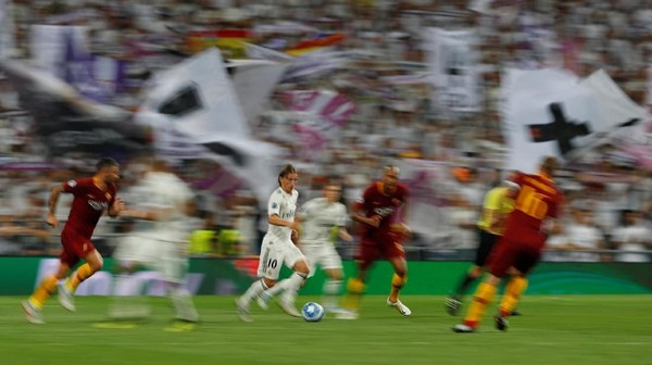 Madrid Antisipasi Permainan Agresif Roma