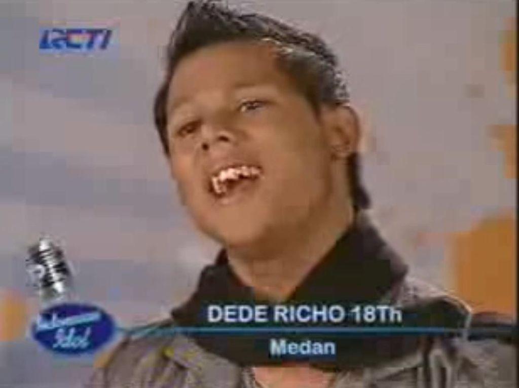 Perjalanan Dede Idol, dari Indonesian Idol Kini Diduga Jadi Maling