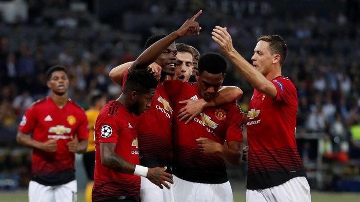 Pertahanan Manchester United dinilai sudah membaik. (Foto: Reuters/Matthew Childs)