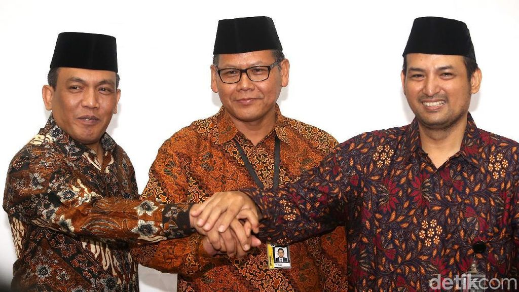 Inilah Potret 3 Pejabat Struktural Baru KPK