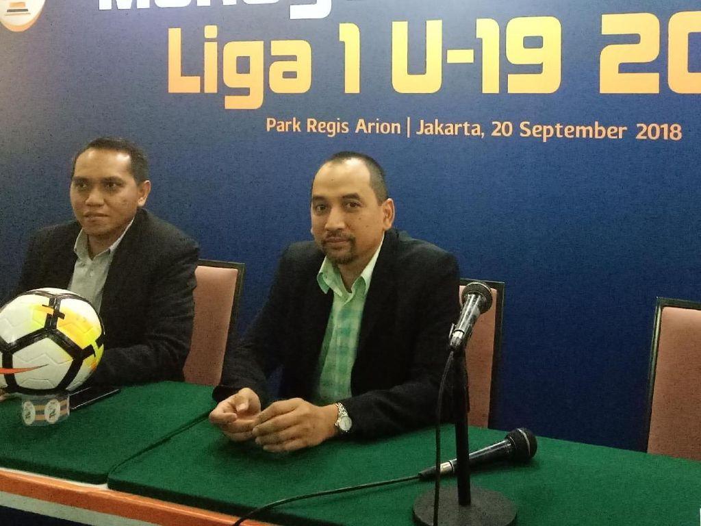 Liga 1 U-19 Segera Kick-Off, Ini Pembagian Grupnya
