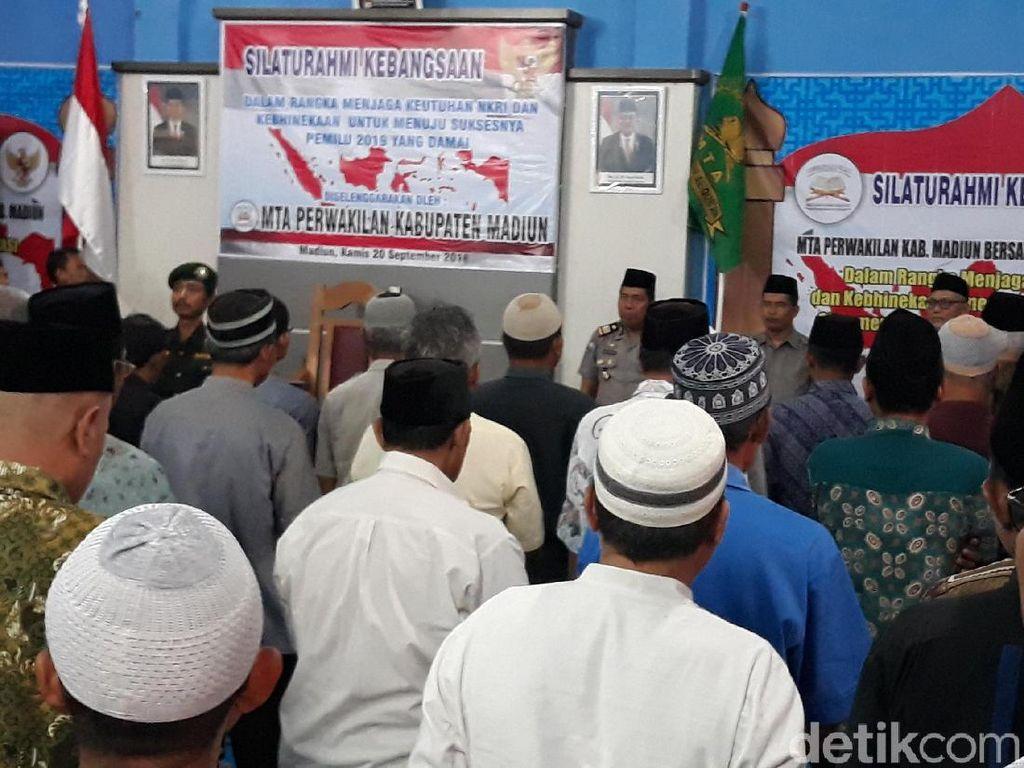 Ribuan Majelis Tafsir Al-Quran Madiun Deklarasi Netral Saat Pemilu