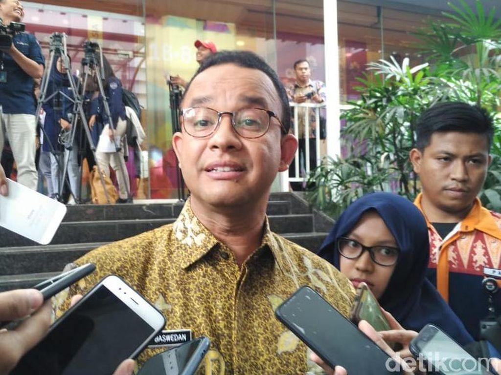 Anies Sudah Teken Kesepakatan Penetapan APBD-P DKI 2018