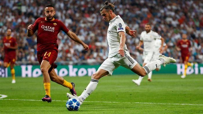 Real Madrid menang 3-0 atas AS Roma di matchday 1 Liga Champions (Foto: Juan Medina/Reuters)