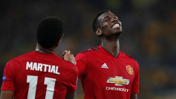 Manchester United akan menghadapi musim yang sangat sulit. (Foto: Reuters)