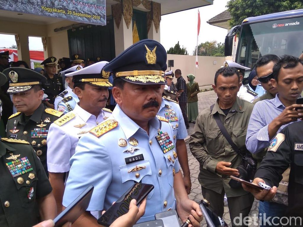 Panglima TNI: Tak Ada Penjarahan di Palu