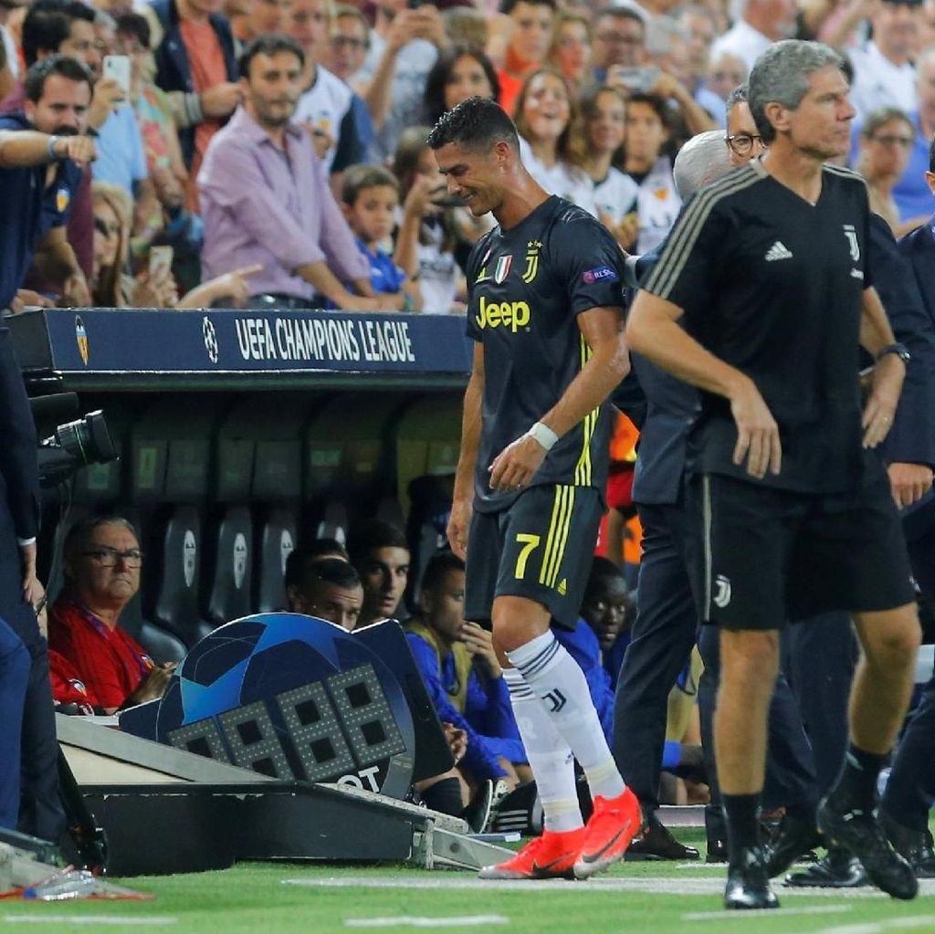 Ronaldo Dikartu Merah, Kakaknya Mencak-mencak
