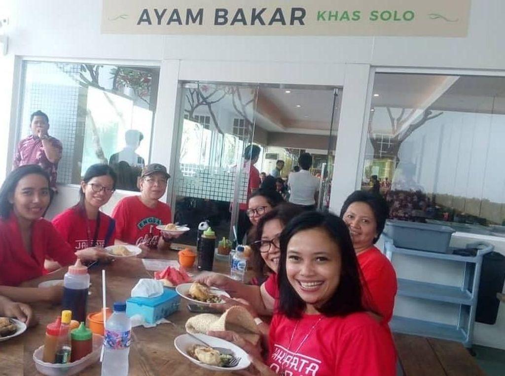 Di Kampung Tugu dan Pasar Baru Bisa Makan Enak Bareng Komunitas Ini