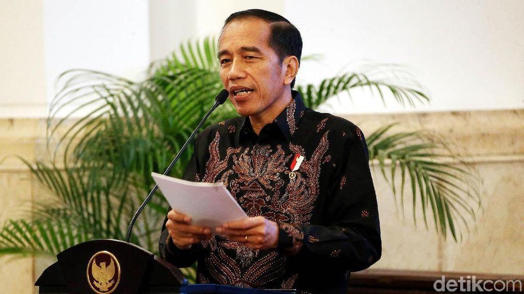 Presiden Jokowi Buka Rembuk Nasional Reforma Agraria