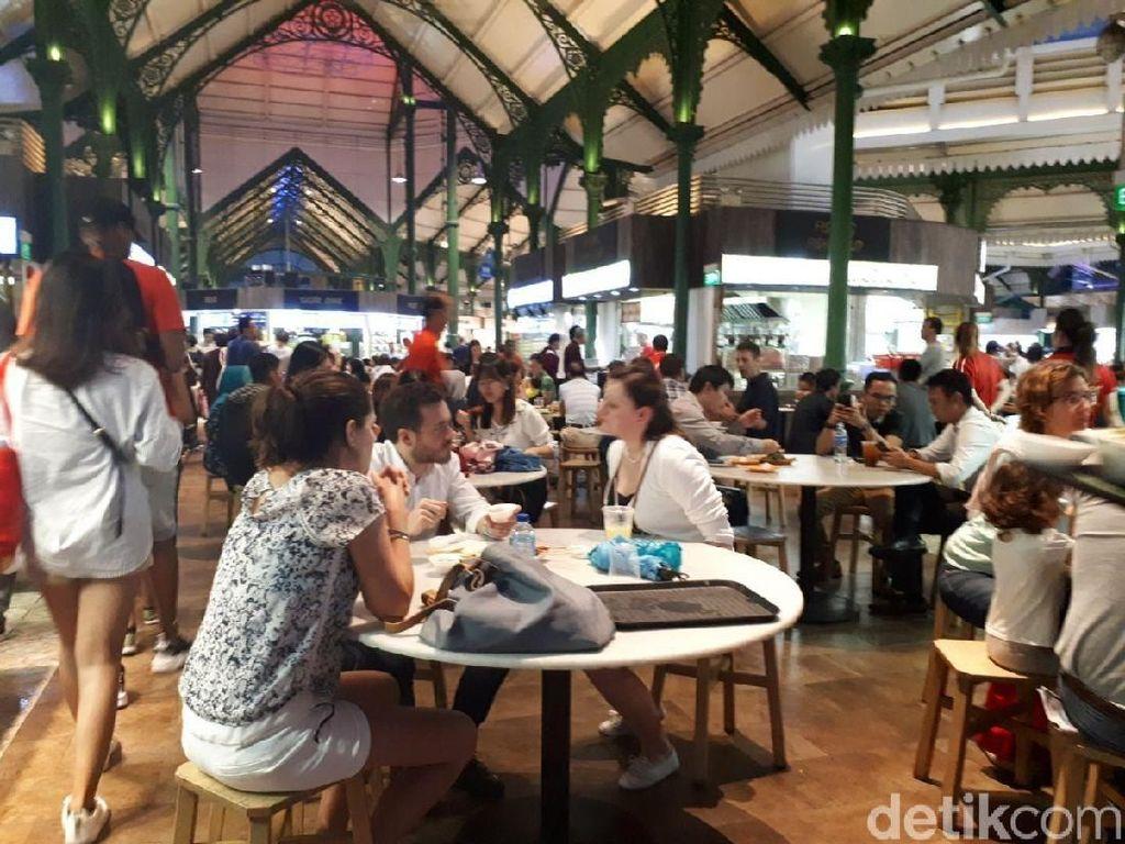 Dikritik Malaysia, Ini Penjelasan Orang Singapura Soal Street Food  Nominasi UNESCO