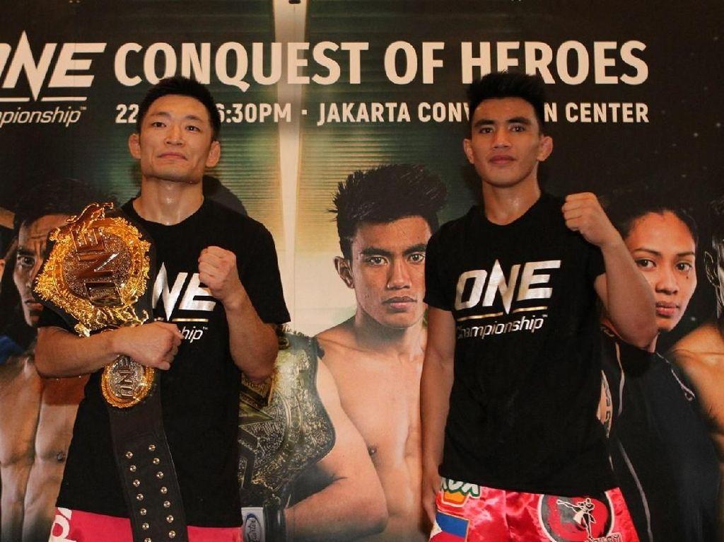 ONE Championship Jakarta Bisa Ditonton via Online