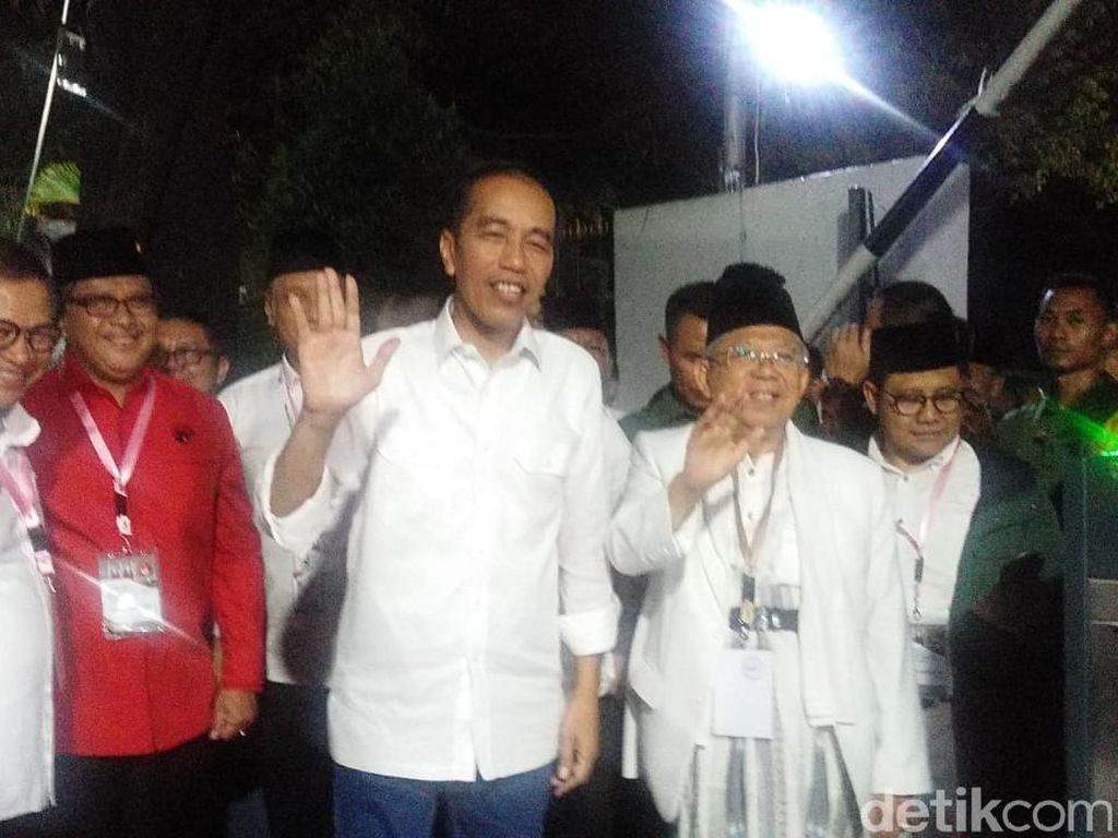 Video: PKB Optimistis Jokowi-Maruf Menang Telak di Jabar