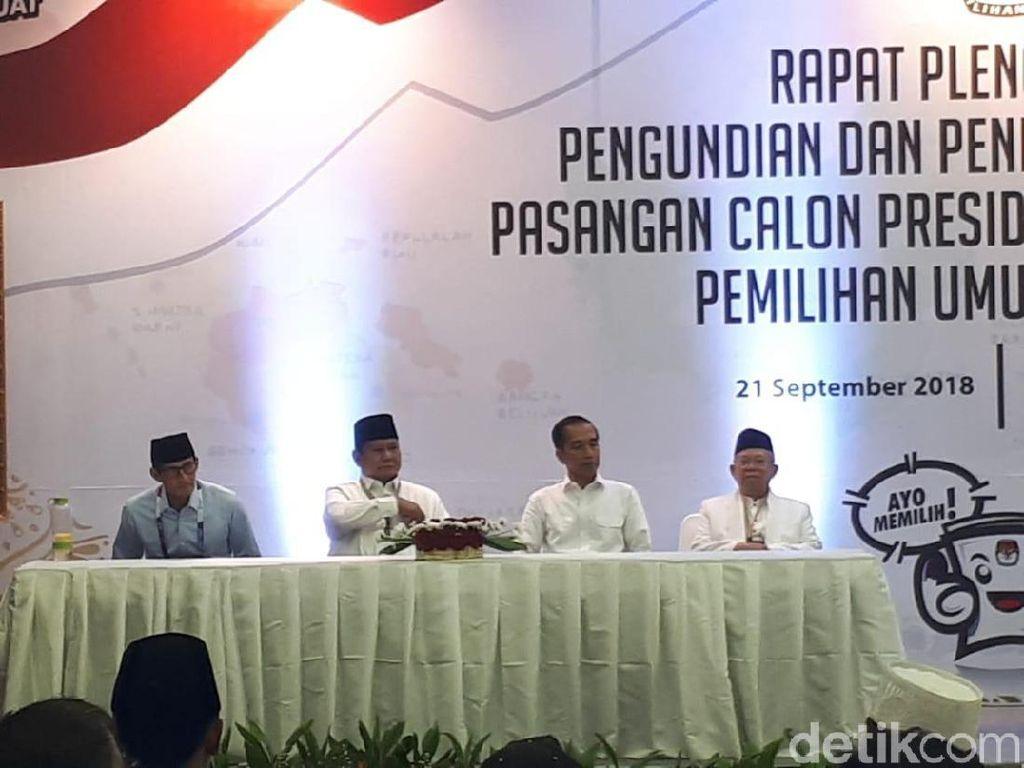 Mereka Enam Panelis Debat Capres Pertama