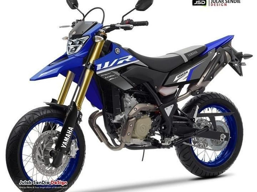 Soal Motor Trail 150 cc, Yamaha: Kami Butuh Waktu