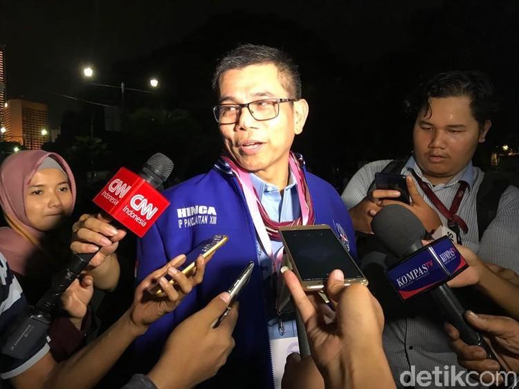 SBY Tak Antar Prabowo-Sandiaga Ambil Pengundian Nomor Urut Capres