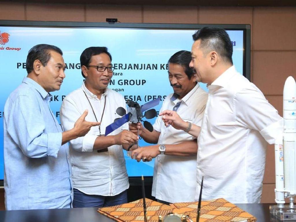 BRI Fasilitasi Pengelolaan Keuangan Lion Air Group