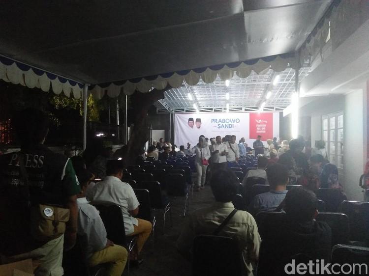 Relawan Prabowo-Sandiaga Bergerak ke KPU