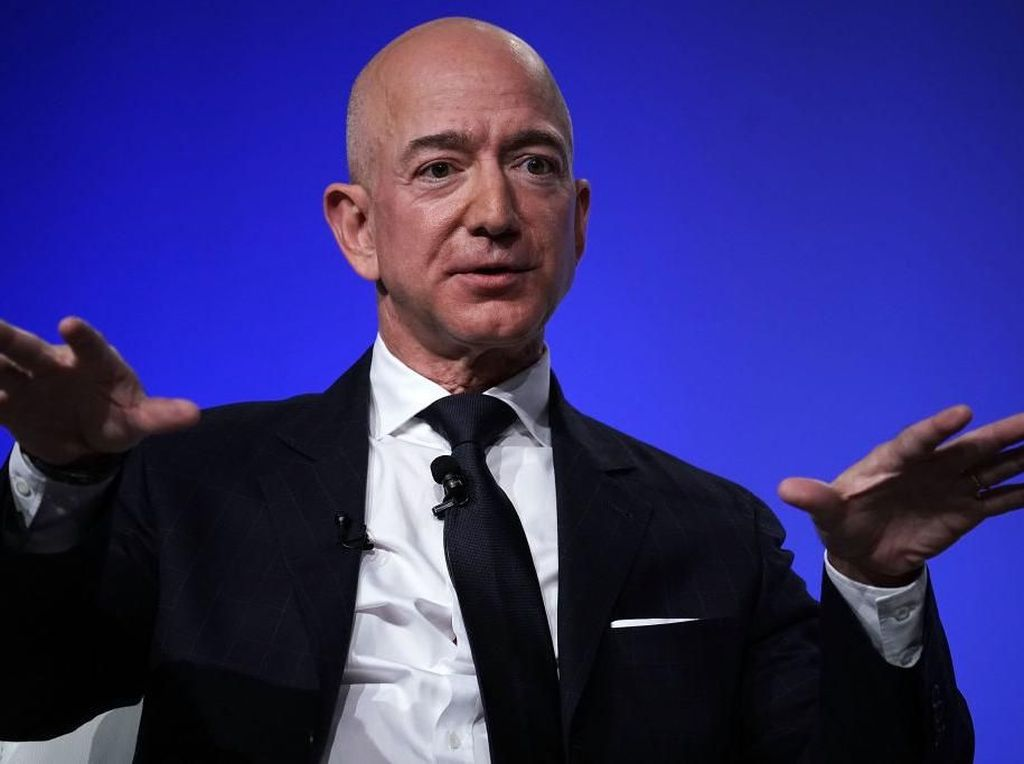 Bos Amazon Duga Ancaman Foto Mesum Terkait Kasus Khashoggi, Ini Kata Saudi