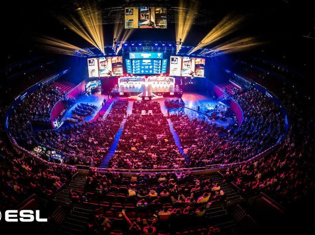 Ada Enam Game yang Dipertandingkan Cabang eSport SEA Games 2019
