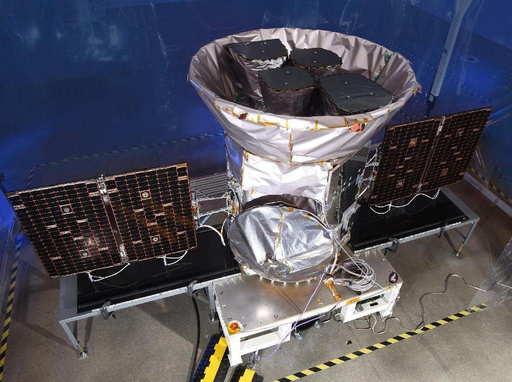Ini Teleskop 'Pemburu Planet' NASA yang Temukan 2 Planet Baru