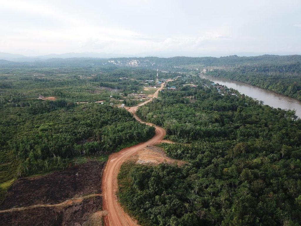 Capaian Pembangunan Jalan Perbatasan dalam 4 Tahun