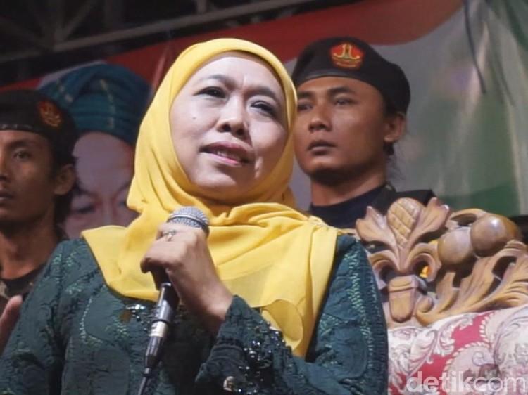 Khofifah Tolak Jadi Tim Jokowi, Moeldoko: Yang Penting Semangatnya