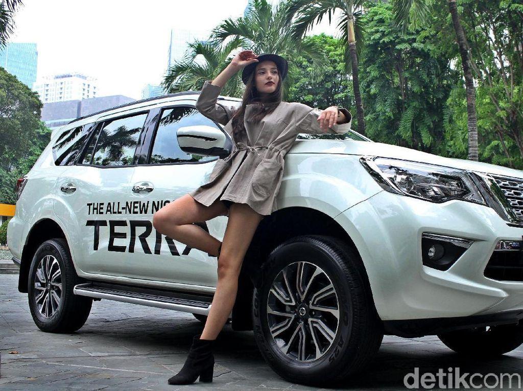 Nissan Boyong Terra ke Bandung, Harga Rp 460 Juta
