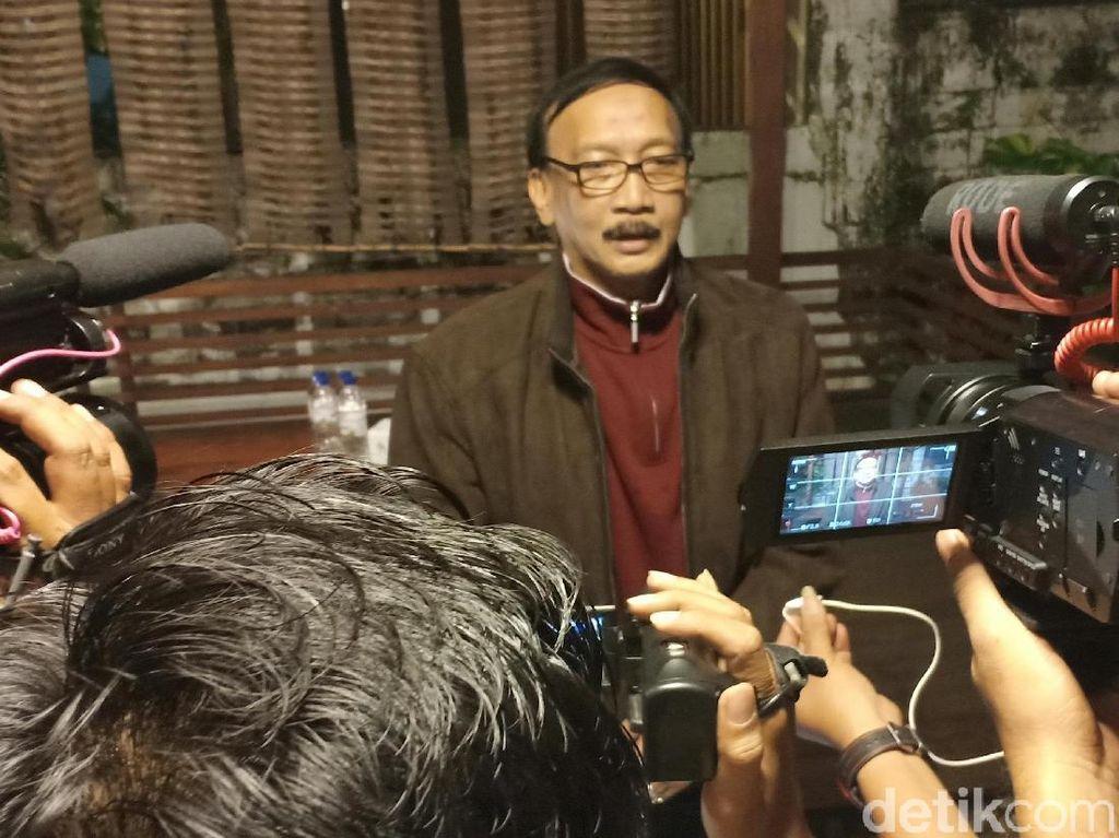 Bupati Pesisir Selatan Hendrajoni Jadi Ketua DPW NasDem Sumbar