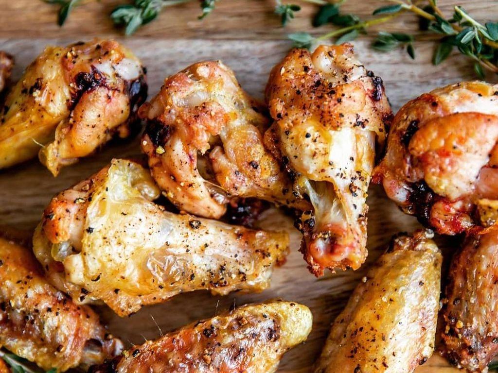 Lapar Sore-sore? Yuk, Ngemil Chicken Wings yang Gurih Renyah Ini!