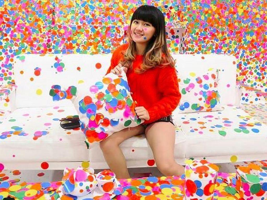Hobi Main Games, Cindy Gulla eks JKT48 Pernah Tak Mandi Seminggu