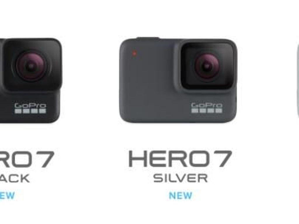 GoPro Rilis 3 Kamera Baru, Apa Saja?