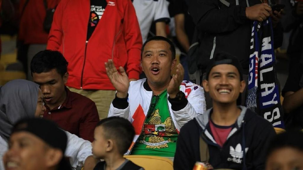 Indonesia Menang Lawan Iran, Menpora: Modal Bagus untuk Laga Berikutnya