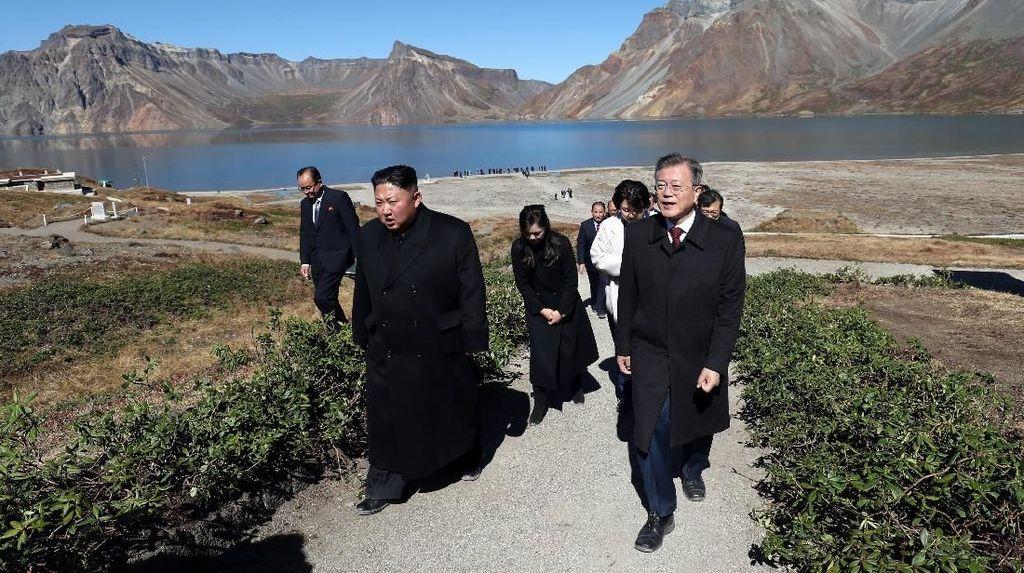 Menatap Cerah Perdamaian Semenanjung Korea