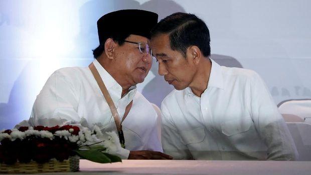 Capres Prabowo Subianto dan Jokowi disebut sama-sama bermasalah dalam kasus HAM.