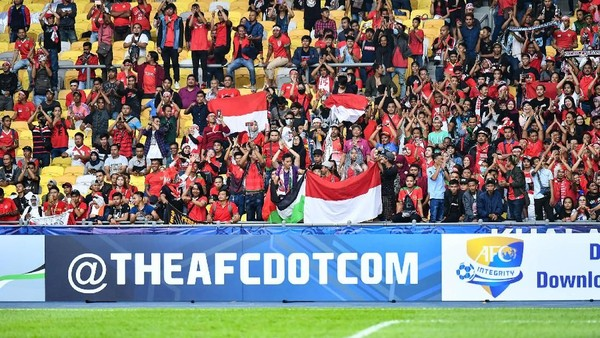 Timnas U-16 Sebut Suporter Indonesia Luar Biasa