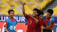 Klasemen Piala Asia U-16: Indonesia Juara Grup C