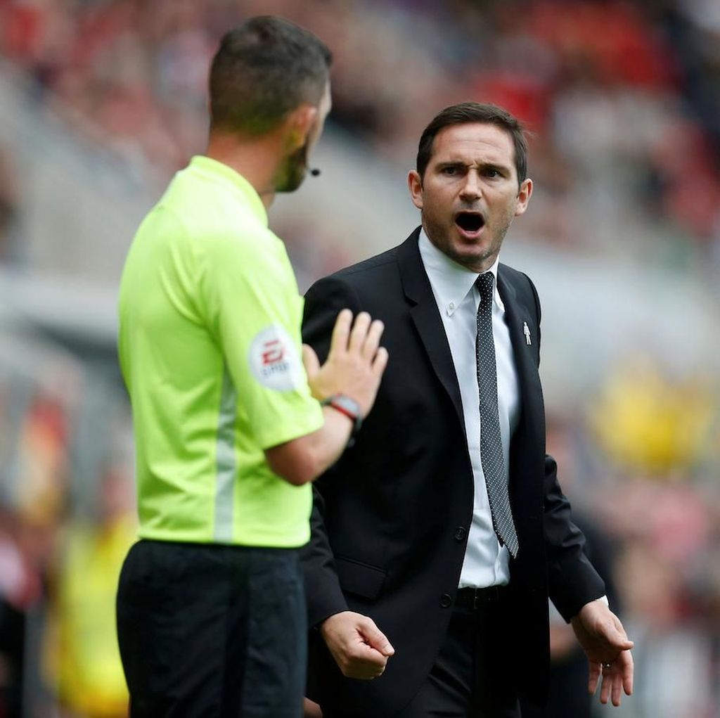 Frank Lampard Punya Bayi Lagi