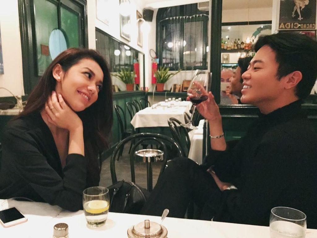 Ini Ezra Wiliiam, Crazy Rich Asians Asal Indonesia yang Hobi Makan Pizza