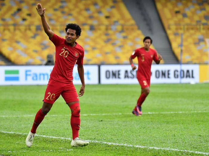 Pemain timnas Indonesia U-16, Amiruddin Bagus Kahfi Alfikri. (Foto: Istimewa/Adam Aidil)