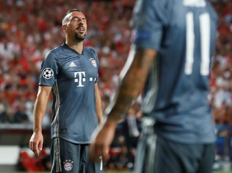 Ribery Sudah 12 Musim di Bayern Munich, Belum Mau Selesai