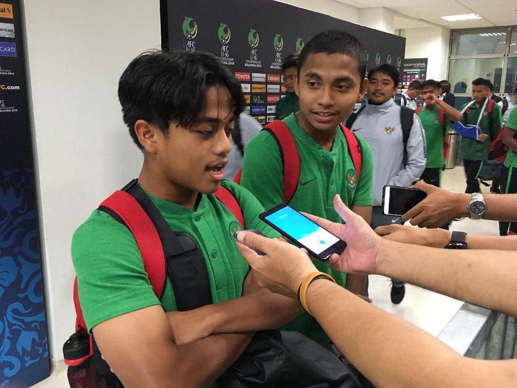 Wahai Adik-Adik Timnas U-16, Hati-Hati dengan Medsos Ya ...