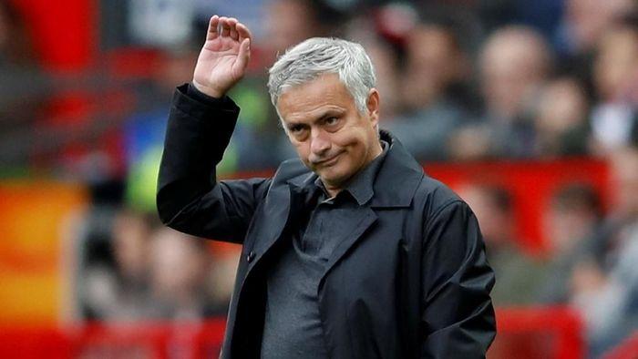 Jose Mourinho menilai hasil seri melawan Wolverhampton Wanderers adil untuk Manchester United (Foto: Carl Recine/Action Images via Reuters)