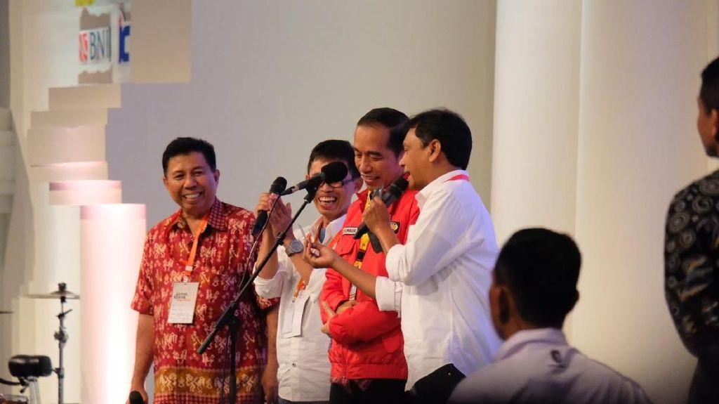 Jokowi soal Utang Anak Kuliah: Tak Mengejutkan, yang Penting Bayar