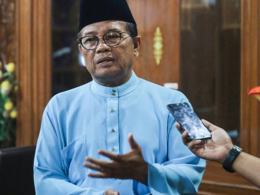Gubernur Jambi Ucapkan Selamat Kepada Jokowi-Maruf