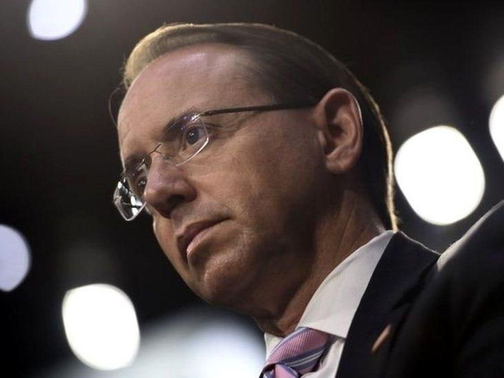 Pejabat Senior AS Bantah Berencana Gulingkan Presiden Trump