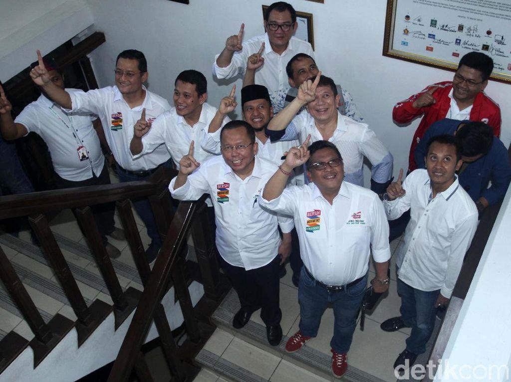 Koalisi Jokowi-Maruf Laporkan Dana Kampanye ke KPU