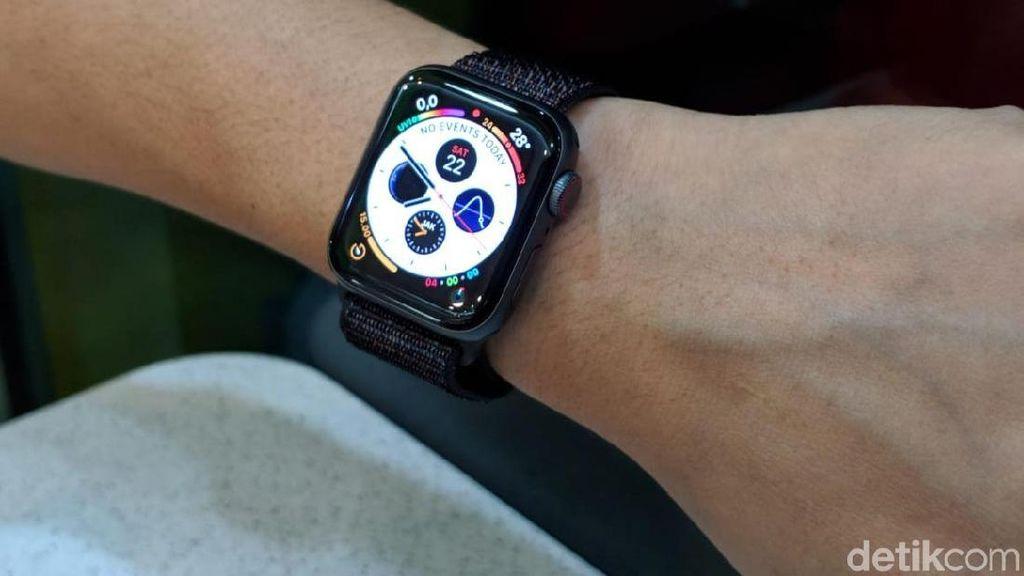 Unboxing Apple Watch 4, Makin Kece dengan Layar Lebih Lebar