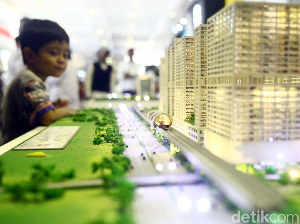 Punya Semeter Tanah di Sudirman, Bisa Beli 1 Rumah Subsidi