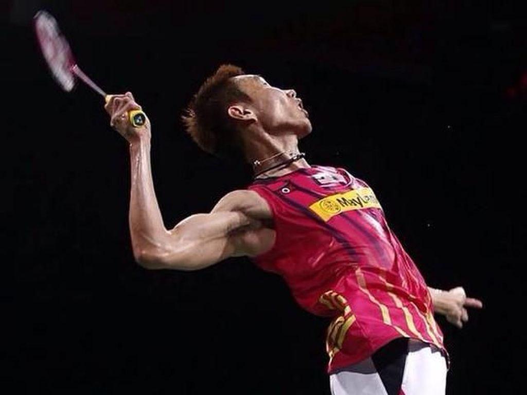 Terdiagnosa Kanker Hidung, Berikut Keseharian Atlet Malaysia Lee Chong Wei